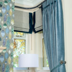 PINCH PLEAT CURTAINS & ROMAN BLINDS