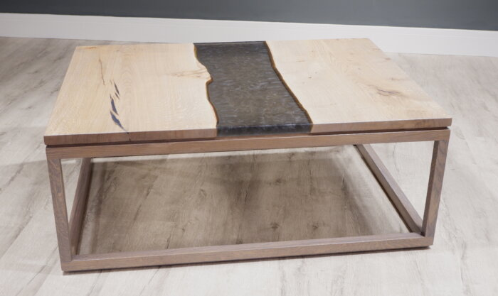 west coast river coffee table
