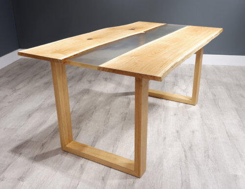 west coast river dining table